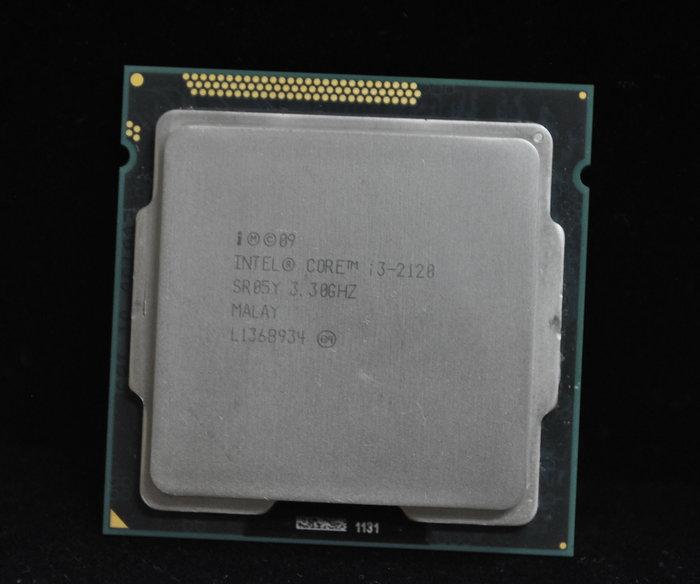 Core i3-2120雙核4線正式版送原廠風扇(1155 3.3G)非 i3-2100 i3-2105 i3-2125