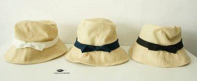 ((轉賣Fish))odds 女孩的蝴蝶結遮陽帽