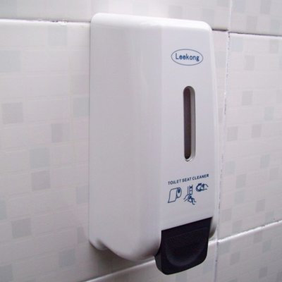 廁板消毒泡沫皂液器400ML 馬桶座便消毒液器 免洗手泡沫消毒液器  特價498元