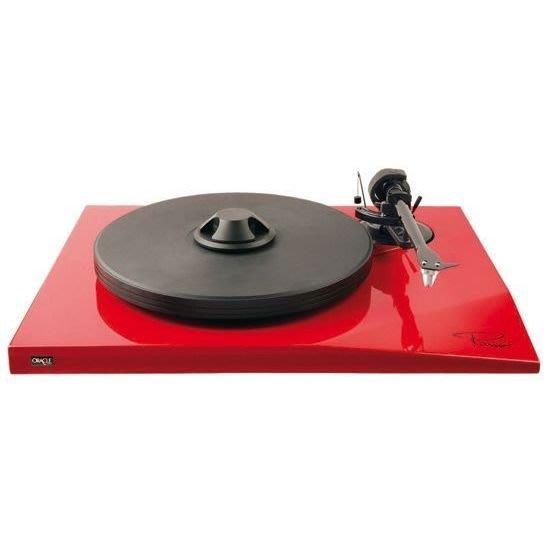 【音逸音響】黑膠唱盤+含碳纖維唱臂》加拿大 Oracle Paris