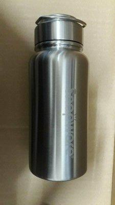 康寧內陶瓷真空雙層大容量保溫瓶800ML