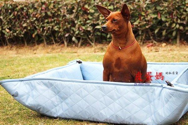 【皮蛋媽的私房貨】BED0897多功能寵物墊寵物窩/貓窩狗窩/貓床狗床/睡墊保暖墊軟墊睡床-大狗床中型犬大型犬