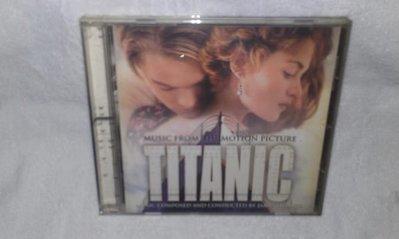 【杜比唱片】 CD ~ MUSIC FROM THE MOTION PICTURE~TITANIC *** CD ***