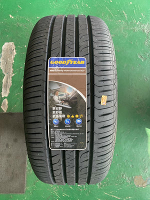 +超鑫輪胎鋁圈+ GOODYEAR 固特異 EfficientGrip SUV 265/60-18 EGP SUV