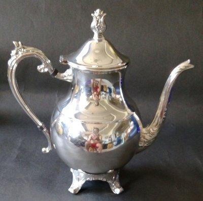 93美國高級鍍銀壺F.B. Rogers Silver Co Teapot