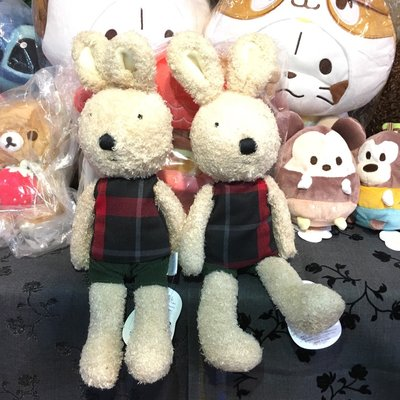 日本 法國兔 le Sucre /交換禮物/絨毛玩偶 正版 現貨