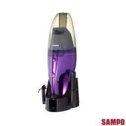 SAMPO 聲寶 乾濕兩用 手持 充電 吸塵器 EC-SA05HT