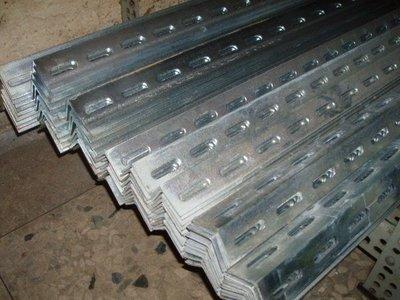 [台中崑能角鋼]==鍍鋅角鐵.DIY鍍鋅免螺絲角鋼.各式角鋼==