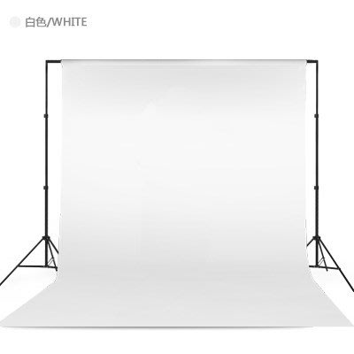2M*3米攝影背景架(含背景布) 便攜伸縮主播背景布架攝影棚商城人像攝影器材