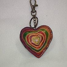 開開心心鑰匙圈吊飾 佰渡工坊-臺中市愛無礙協會