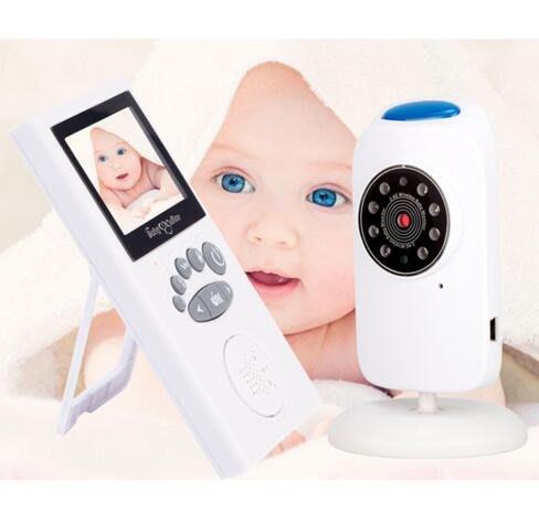 GB101 2.4英寸嬰兒監視器 寶寶監護器 嬰兒監護器 baby monitor錄像監控攝像頭#6800
