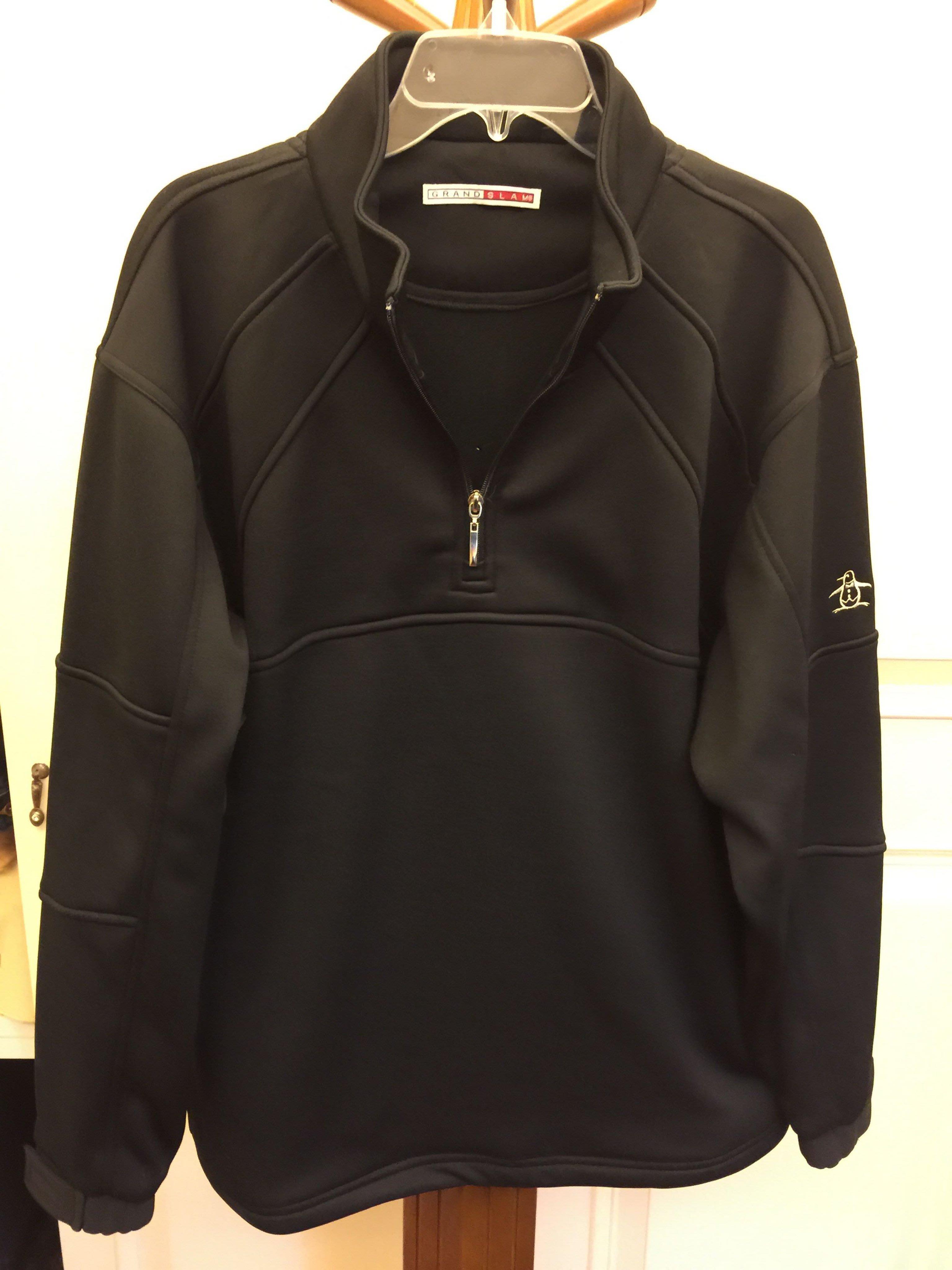 美國高爾夫知名品牌 GRAND SLAM 保暖上衣,企鵝牌