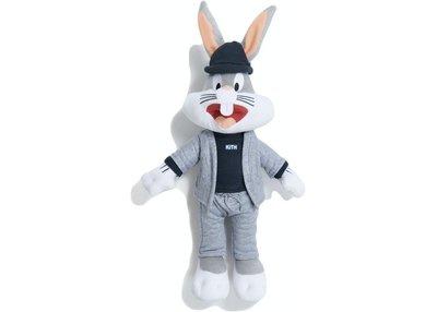 現貨 Kith x Looney Tunes Bugs Plush 兔寶寶 兔巴哥