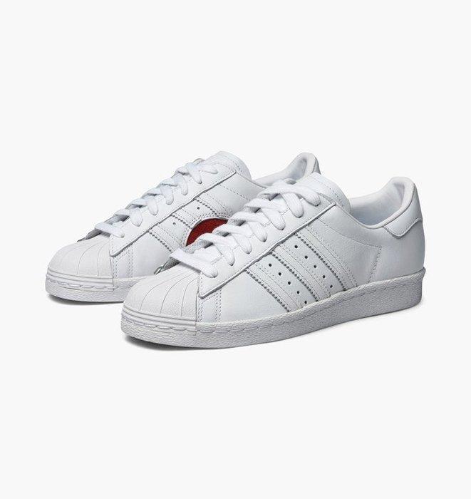 info for 82465 4e16c *猛獸*adidas Originals Superstar 80s Half Heart 情人節 女鞋 CQ3009-Yahoo奇摩拍賣