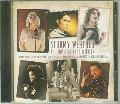 """""""暴風雨的日子(Stormy Weather-The Music of Harold Arlen)""""-加拿大版,S64"""