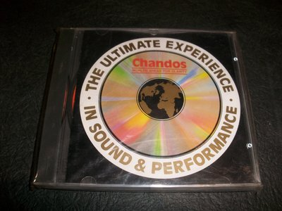 CD-THE ULTIMATE EXPERIENCE IN SOUND&PERFORMANCE../澳版