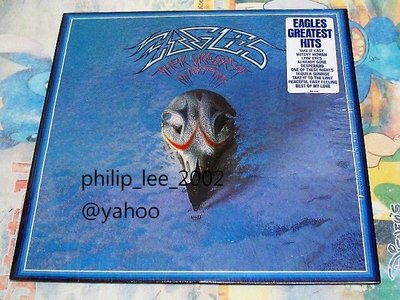 Eagles– Their Greatest Hits 1971-1975 Elektra/Asylum/Nonesuch Records 黑膠唱片 LP