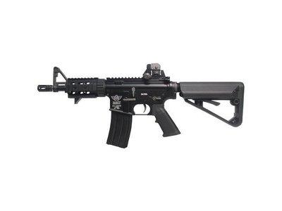 【BCS武器空間】仿真後座力~BOLT 黑色 PMC BABY EBB 全金屬電動槍-BOLTE011