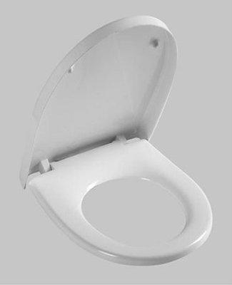 【衛浴醫院】國產 美耐皿抗菌材質 無緩降下鎖式馬桶蓋 SU9537 品質好非一般市售塑料能比