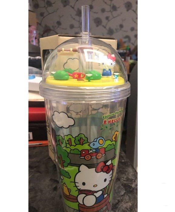 泰國7-11。kitty冷水杯(約500cc)