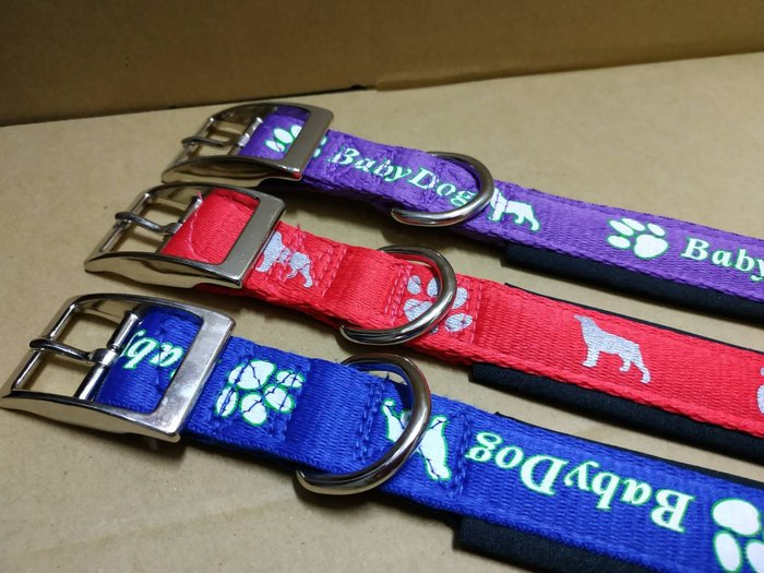 寶貝狗 BABY DOG 舒適項圈 PU頸圈 運動型安全脖圍 L號(大型犬)每件180元