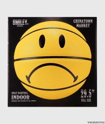 CHINATOWN MARKET SMILEY FROWN BASKETBALL 籃球慢跑休閒男女鞋
