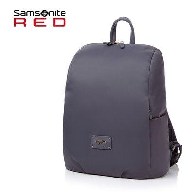 72折Samsonite RED【國際廣告款 CLODI AL0】輕量減壓背帶美女專用款12.5吋筆電後背包 多色