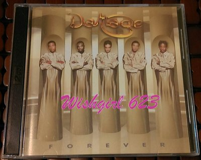 Damage 碎心合唱團 -『Forever』經典專輯CD (絕版/雙碟)~ 傑德、 Andrez、 Coreé、 諾爾