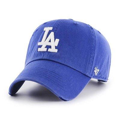 47 BRAND LA DODGERS RIDGE 洛杉磯道奇 老帽 MLB LOGO 寶藍色 《預購》
