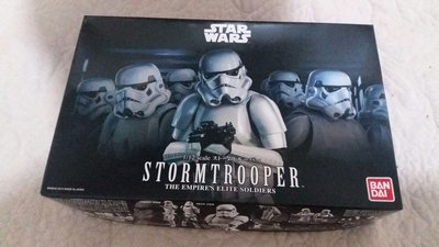 STAR WARS 星球大戰S/N:0194379 模型1盒