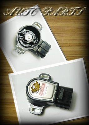 線上汽材 日本DENSO件 TPS油門位置感知器/節氣門位置感知器/4P TERCEL/COROLLA 93-96