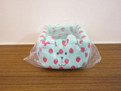 【全新】CRAFTHOLIC  宇宙人 夏日草莓兔方形飾品收納盒/擺飾盒/ 交換禮物