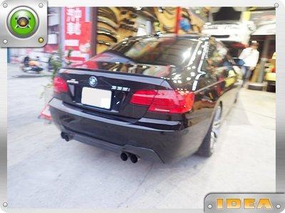 泰山美研社 E1299 BMW MTECH E92 後保桿