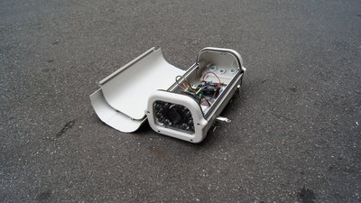 (N-CITY)台灣制車牌機AHD-1080P SONY Exmor IMX290星光級車道紅外線攝影機(保固三年)
