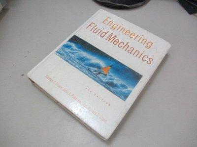欣欣小棧 Engineering Fluid Mechanics》ISBN:0471384828(A2-2櫃)