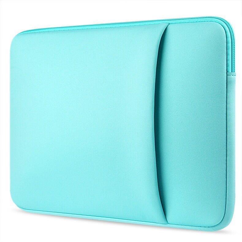 【24小時急速出貨】高級防震筆電保護包_MacBook Air /一般筆電適用 13吋 現貨 水藍色