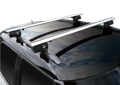 3D 卡固 超霸 伏貼 開放式 行李架 Audi Q7 全車系 通用 6098
