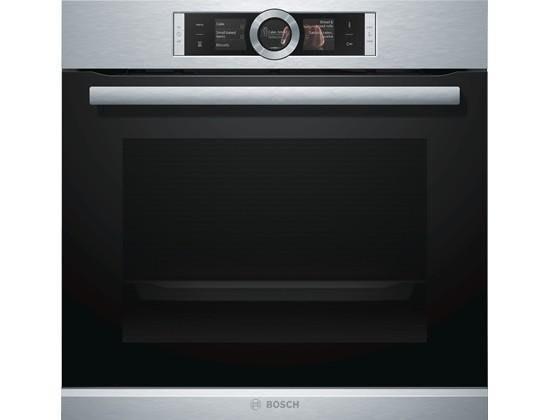 唯鼎國際【德國BOSCH電烤箱】HBG656BS1 8系列中文介面電烤箱 71L
