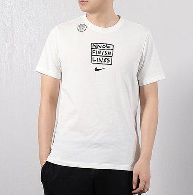 耐吉 Nike 耐克 短袖 男裝2019夏季新款 透氣速幹 健身 運動T恤 半袖T恤衫AO0630