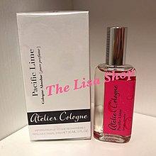 *現貨* Atelier Cologne Pacific Lime Cologne Absolue 30ml