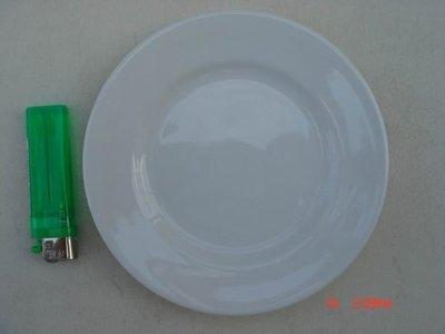 東昇瓷器餐具--大同強化瓷器6吋圓盤 P61