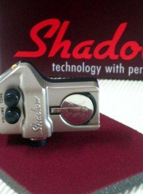 【好琴園樂器】德國Shadow 小提琴拾音器  SH 945 NFX 新型專業演奏用pick up.(也有大提琴.吉他)