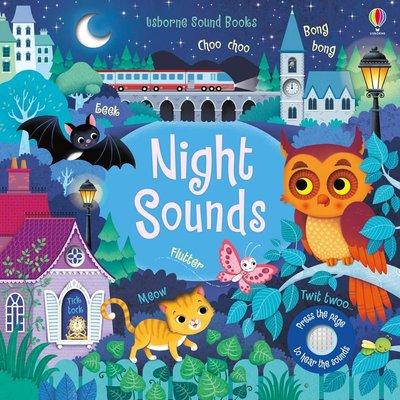 全新現貨Usborne Night Sounds