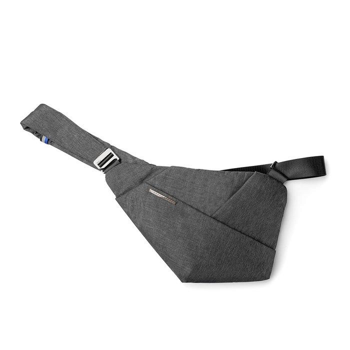 【免運】NIID 三代 FINO槍包 D1【總代理公司貨】※防盜包 胸包 側背包 單肩包 斜背包 男包【D007】