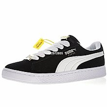 "Puma Suede Classic BBOY Fabulous""50黑白""好搭 復古 休閒滑板鞋 365362-01 男女鞋"