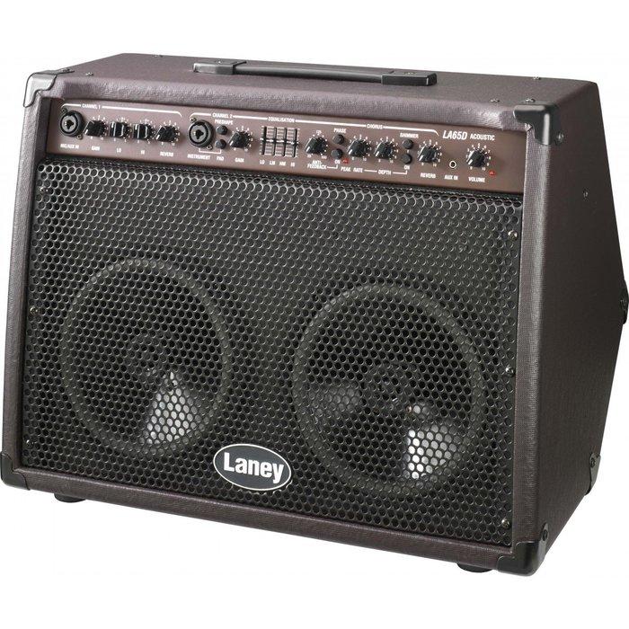 《小山烏克麗麗》英國 LANEY LA65D LA-65D 65瓦 烏克麗麗音箱 吉他音箱 原廠公司貨 一年保固