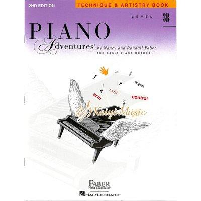 Kaiyi Music ♫Kaiyi Music♫芬貝爾鋼琴技巧3BFaber Technique & Artistry level 3B