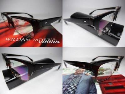 【信義計劃】全新真品 WILLIAM MORRIS 光學眼鏡 鉚釘膠框 復古眉框 超越 Tart Dita REIZ