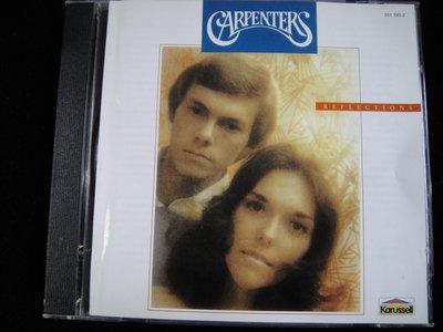 【198樂坊】Reflections-The Carpenters(I Need to Be in ...澳洲版)DN