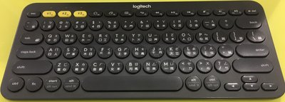 Logitech 羅技 K380 藍牙無線鍵盤 注音鍵盤 中文版 iPad iOS Android Windows